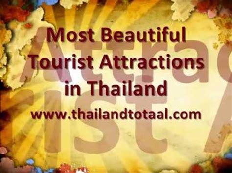 bangkok top   beautiful tourist attractions