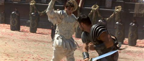 gladiator film battle of zama commodus battle armour prop store ultimate movie