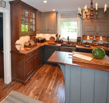 Lebanon Whole House Project Traditional Spaces Country Kitchen Lebanon Ohio