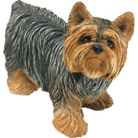 yorkie figurine terrier figurine by sandicast sandicast all products ms532