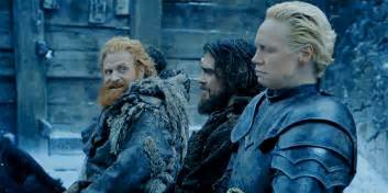 gwendoline christie is a commanding game of thrones kristofer hivju ships tormund and