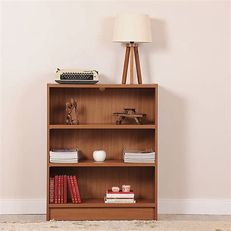 bed bath and beyond bookshelf manhattan comfort greenwich 3 shelf grande bookcase bed