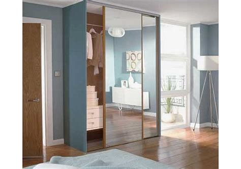 Home Decor Innovations Closet Doors by Home Decor Innovations Oak Mirror Sliding Wardrobe Door