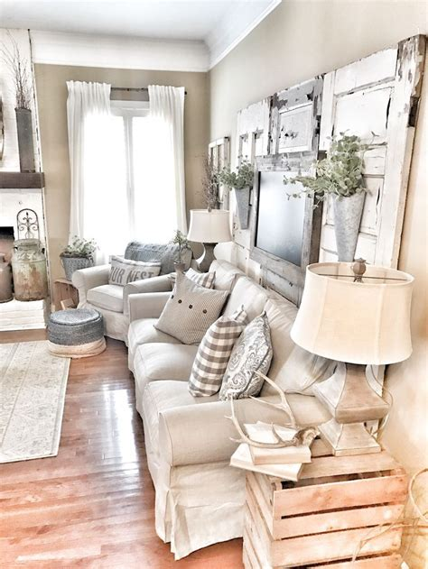 Farmhouse Living Room Decorating Ideas by Best 25 Farmhouse Living Rooms Ideas On