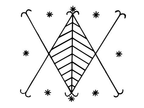 hatian voodoo veve symbols meaning symbols haitian voodoo