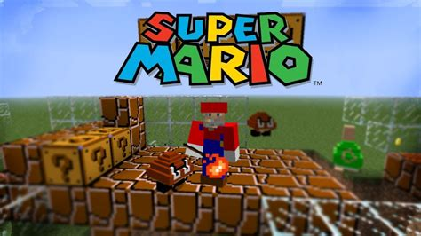 make mod game super mario mod 1 7 10 1 7 2 1 6 4 1 5 2 minecraft