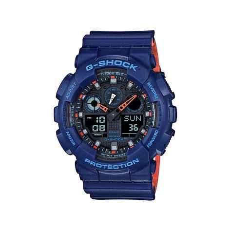 orologi g shock casio orologio casio g shock multifunzione ga 100l 2aer