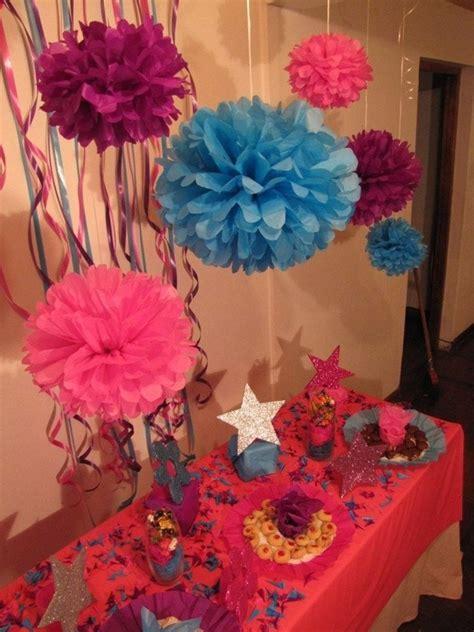recuerdos con pompones decoraci 243 n pompones de papel recuerdos festival