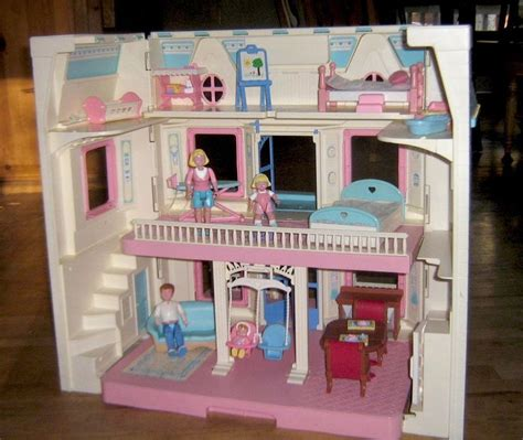 fisher price family doll house fisher price loving family dream dollhouse xmas gift