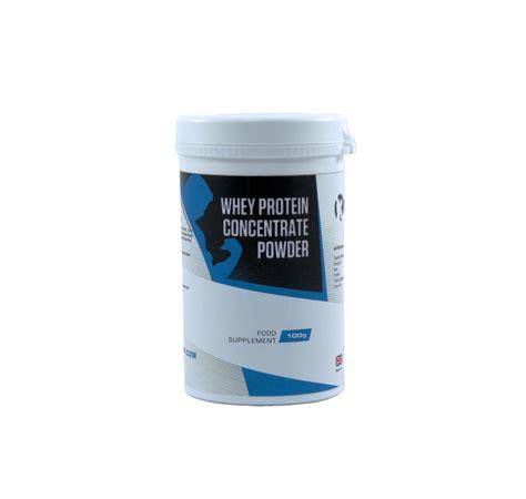 Whey Protein Concentrate whey protein concentrate powder 100g