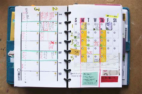 time design planner how to create a custom planner to meet your goals in 2015