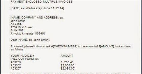 Invoice Amount In Letter Every Bit Of Payment Letter Format Against Invoice