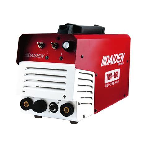 Mesin Las Belt jual mesin las daiden inverter welding machine tigi 160 niagamas lestari gemilang
