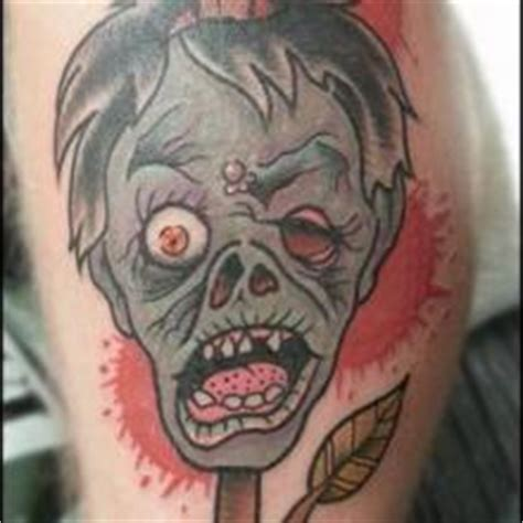 tattoo new school zombie the gallery for gt new school zombie pin up tattoo