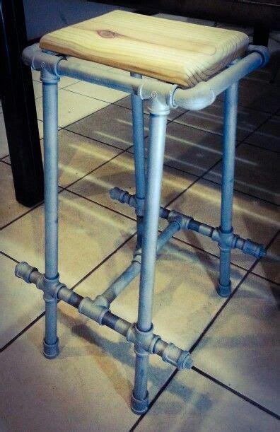 Galvanized Pipe Bar Stools by Galvanized Steel Pipe Bar Stool Stevo