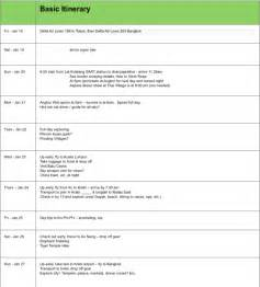 itinerary travel template travel itinerary template keep your trip organized with a