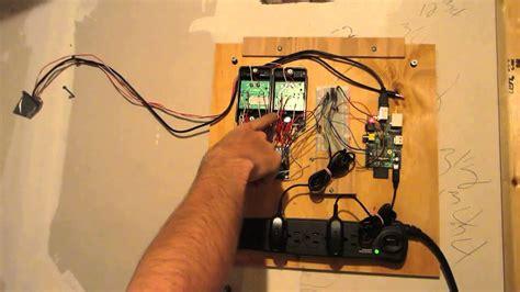 Garage Door Opener Using Raspberry Pi My Raspberry Pi Garage Door Opener