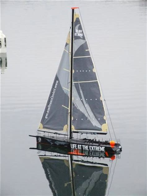 volvo open 70 class racing yacht kit product reviews