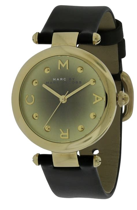 Marc Jacob With Date marc by marc dotty leather mj1409