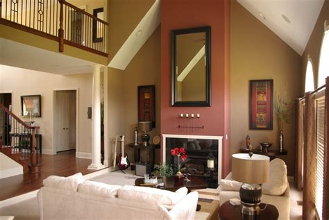 paint colors for vaulted rooms vaulted ceiling living room paint color living room