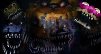 Five nights at freddy s 4 wallpaper updated by centralcamp on