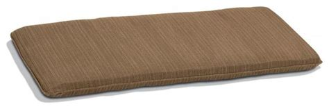 3 foot bench cushion backless bench 4 foot cushion traditional outdoor cushions