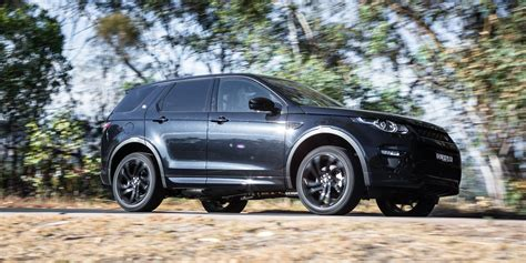 2017 land rover discovery sport 2017 land rover discovery sport hse td4 180 review caradvice