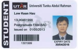 College Id Card Template by More Students Id Cards Design Templates Sles Student