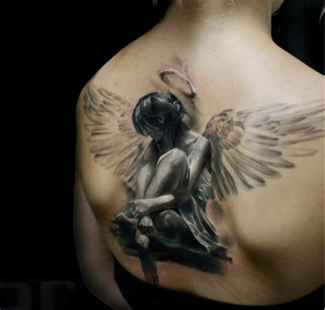 Tattoo Angel Halo | 43 heavenly angel tattoo designs tattooblend