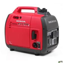 Honda Generators Honda Generator Eu20i 2kw Shop Rv World Nz