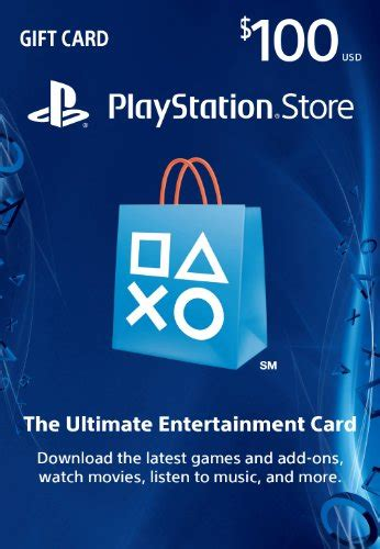Playstation Store Digital Gift Card - 100 playstation store gift card ps3 ps4 ps vita digital code gifts for teen boys