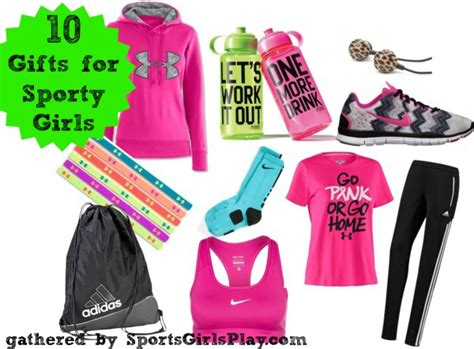 christmas gift ideas for girls or by gifts sporty girls