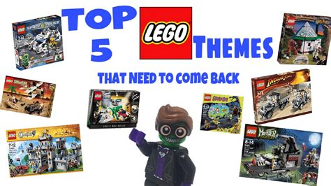 lego themes list top 5 lego themes that need to come back youtube