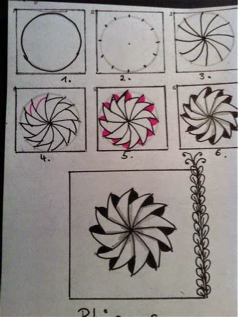 zentangle pattern phicops pinterest the world s catalog of ideas