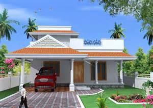 green homes construction single floor 2bhk kerala house
