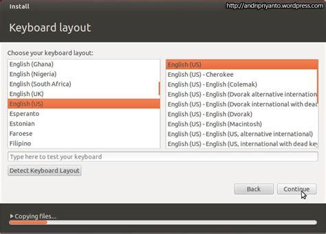 keyboard layout detection instalasi ubuntu 12 04 arjo mangil