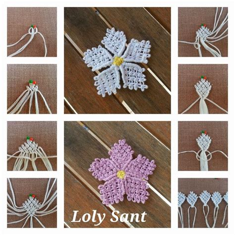 Macrame Tutorials - 4053 best macrame images on macrame knots