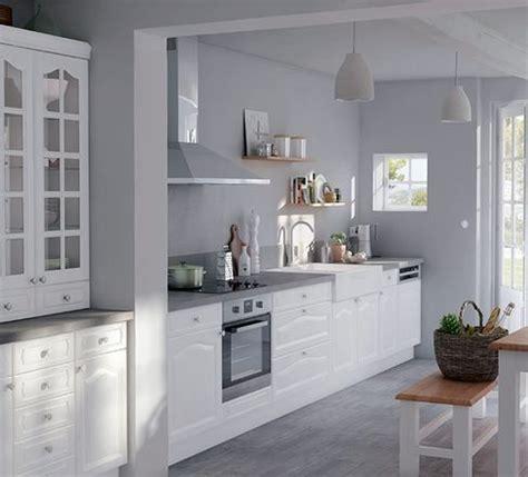 cuisine de perle peinture gris perle pour cuisine maison design bahbe com