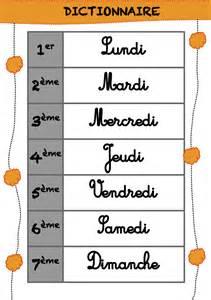 Calendrier 2016 Avec Semaine Numerote Les Jours De La Semaine La Classe De Luccia