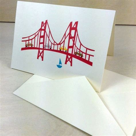 the art box postcards 0714865176 r nichols golden gate bridge note cards box of 8 martha stewart living finds
