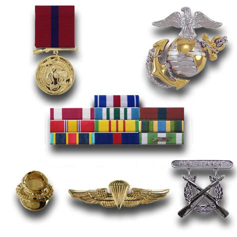 Usmc Decorations by Us Marine Corps Medals Decorations Decor Accents