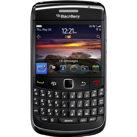 Hp Bb handphone blackberry bold 9780