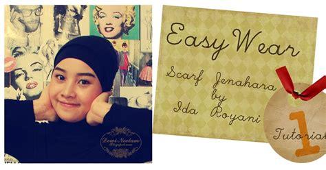 tutorial hijab pesta dewi neelam dewi neelam by irna hijab tutorial 1 basic