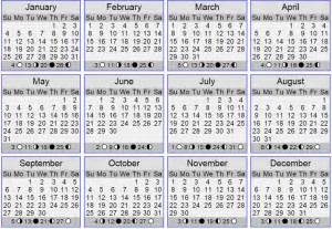 Calendar 2018 Moons Best May 2017 Calendar With Moon Phases 2017 2018