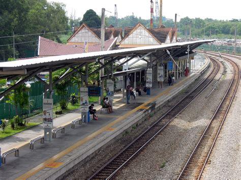Subang Ktm Subang Jaya Ktm Komuter Station Malaysia Airport Klia2 Info