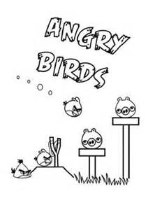 Tags Angry Birds Para Colorear Imprimir  sketch template