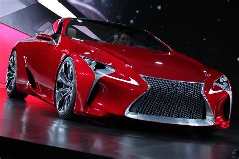 lexus concept coupe lexus lf lc concept returns as gt vision gran turismo