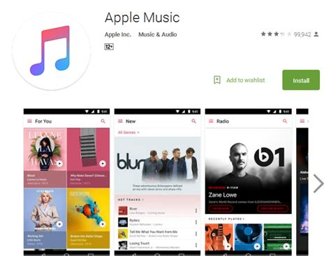android to apple app apple apps on play store apple makes easy to migrate from android to ios tech tunes