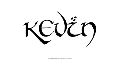 kevin tattoo designs kevin name designs tattoos with names
