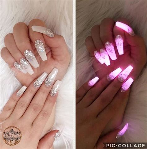 Glow In The Nail Designs
